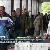 La Grèce au menu à Bruxelles