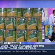 Quid de la coopération entre Système U et Auchan ?: Serge Papin