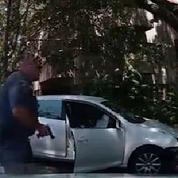 Une course-poursuite spectaculaire avec la police se termine dans le décor
