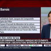 Métiers d'art, Métiers de luxe: Maître verrier, Emmanuel Barrois