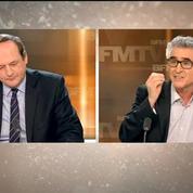 Pour ou contre la fessée? Thierry Vidor et Gilles Lazimi en débattent sur BFMTV