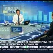 Quelles valeurs de croissance faut-il privilégier sur les marchés ?: Vincent Fourcaut