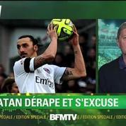 Football / Larqué : Le football sanctionnera probablement Ibrahimovic...