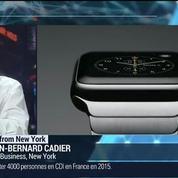 Live from New York: L'Apple Watch pourrait coûter jusqu'à 18 000 euros