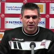 Football / Gourvennec : J'ai vécu un match de supporter