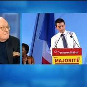 Manuel Valls: un hystéroïde venu de l'univers socialiste en explosion, selon Jean-Marie Le Pen
