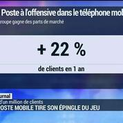 La Poste Mobile tire son épingle du jeu