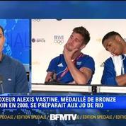L'hommage émouvant de Brahim Asloum à Alexis Vastine: Il a marqué notre sport