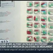 Start-up & Co: Medissimo, l'inventeur du pilulier connecté