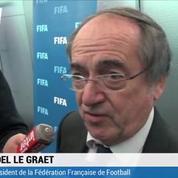 Football / Coupe du Monde féminine / La France accueillera le Mondial féminin