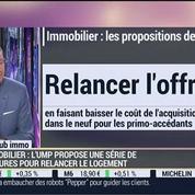 L'UMP tente de relancer le secteur de l'immobilier et du logement: Olivier Marin –