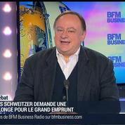 Jean-Marc Daniel: Louis Schweitzer réclame 10 milliards d'euros de plus pour les investissements d'avenir