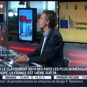 Gilles Babinet, représentant de la France pour le numérique auprès de la Commission européenne