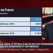 Éric Woerth, délégué général de l'UMP en charge de l'Économie et des Finances (2/3) –