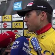 Cyclisme / Paris-Nice : Gallopin vainqueur et en jaune !