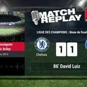 Chelsea - PSG (2-2) : le Match Replay avec le son de RMC Sport