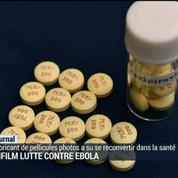 Fujifilm: de la pellicule photo aux médicaments contre Ebola
