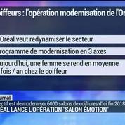 L'Oréal lance l'opération Salon émotion