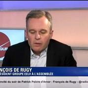 Cécile Duflot signe un peu l'acte de décès d'EELV, estime François De Rugy