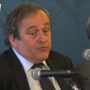 Football / Platini : Chelsea-PSG, un beau spectacle