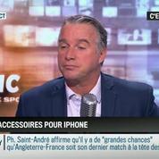 La chronique de Frédéric Simottel: Comment transformer les smartphones en véritable appareil photo? –