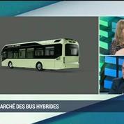 Volvo mise sur les bus hybrides et électriques: Bernard Méauzoone et Arnaud Gossement (1/5)