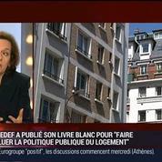 Comment relancer l'immobilier en France ?: François Payelle, Françoise Benhamou, André Cartapanis et Emmanuel Lechypre (1/2) –
