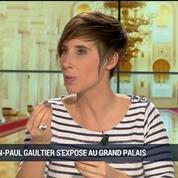 L'exposition Jean-Paul Gaultier débarque au Grand Palais: Thierry Loriot, Gilles Bonan et Germain Bouchara (2/5)