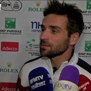 Tennis / Coupe Davis / Clément fait le bilan de la première journée