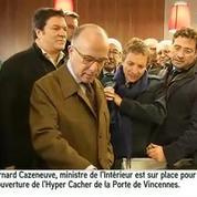 Hyper Casher : quand la carte bleue de Bernard Cazeneuve ne passe pas