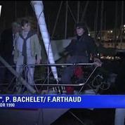 Voile / Florence Arthaud, la petite fiancée de l'Atlantique s'en est allée