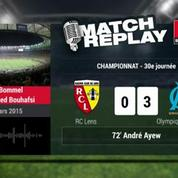 Lens - OM (0-4): Le Match Replay avec le son RMC Sport !