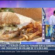 Big Fernand, le spécialiste du hamburgé haut de gamme à la française: Steve Burggraf