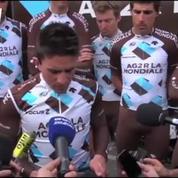 Cyclisme / AG2R-La Mondiale : Le discours du ras-le-bol des coureurs