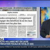Jean-Marc Daniel: Est-il normal que Total ne paie pas d'impôts en France ?