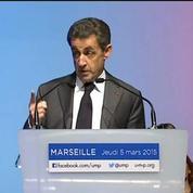 Sarkozy à Taubira: Vous insultez toute la représentation nationale