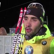 Biathlon / Mondiaux de Kontiolahti / Martin Fourcade : Une course chargée d'émotion