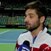 Tennis / Coupe Davis Dominguez : Arnaud Clément a fait le job