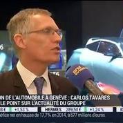 Focus sur le 85ème Salon de l'automobile à Genève: Carlos Tavares –
