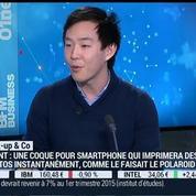 Start-up & Co: Prynt, la coque qui transforme le smartphone en polaroïd !