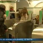 Les transports restent gratuits à Paris ce lundi
