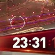 Le meurtre de Boris Nemtsov filmé par une caméra de vidéo surveillance