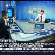 Le Club de la Bourse: Jean-Jacques Ohana, Nicolas Brault et Frédéric Rozier