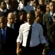 Barack Obama : la marche contre le racisme «n'est pas terminée»