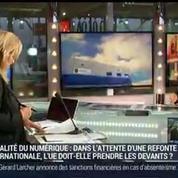 Axelle Lemaire, secrétaire d'État chargée du Numérique (1/3)