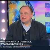 Jean-Marc Daniel: Croissance: l'Irlande, le nouveau champion de l'Europe –