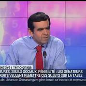 La loi Macron, telle qu'elle est écrite aujourd'hui, n'est pas une grande loi de croissance: Chantal Jouanno