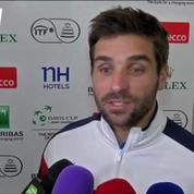 Tennis / Coupe Davis / Mahut a impressionné Arnaud Clément