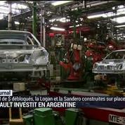 Renault investit en Argentine