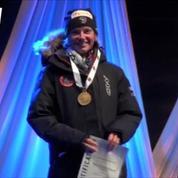 Biathlon / Coupe du monde La Marseillaise pour Marie Dorin-Habert